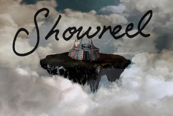 SHOWREEL HEADER